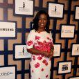 Uzo Aduba lors des 8es Essence Black Women organisées à Hollywood à l'hôtel Beverly Wilshire, le 19 février 2015.