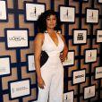 Garcelle Beauvais lors des 8es Essence Black Women organisées à Hollywood à l'hôtel Beverly Wilshire, le 19 février 2015.