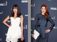 Nolwenn Leroy et Elodie Frégé : Deux styles distincts mais sexy aux César 2015
