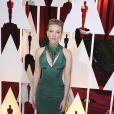 Scarlett Johansson (robe Atelier Versace) - 87e cérémonie des Oscars à Hollywood, le 22 février 2015.