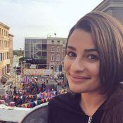 Lea Michele: Émotion et hommage pour la fin de Glee dans l'indifférence générale