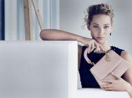Jennifer Lawrence : Irrésistible et solaire dans la nouvelle campagne Dior