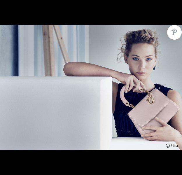 Jennifer Lawrence dans la campagne Be Dior shootée par Paolo Roversi