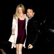 Matt Bellamy, une blonde à son bras: Elle Evans, l'autre bombe de Blurred Lines!