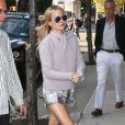Kate Hudson se balade dans les rues de New York, le 19 mai 2014