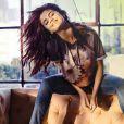 Selena Gomez pose pour la collection Selena printemps 2015 par adidas NEO. Février 2015.