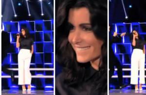 The Voice 4 - Jenifer : Son nouveau look surprenant et chic pour les battles !