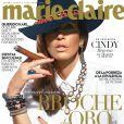 Cindy Crawford photographiée par John Russo pour Marie Claire México y América Latina. Numéro de décembre 2013.