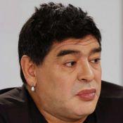 Diego Maradona lifté et efféminé : L'étonnant nouveau look de l'ex-star du foot...