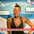 Interview d'Eddy des  Anges 7  dans le  Mag  sur NRJ12, le 2 mars 2015.