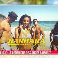 Barbara - Générique des  Anges 7  sur NRJ12. Les épisodes seront diffusés à partir du 8 mars 2015.