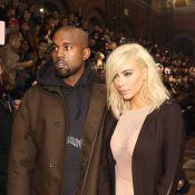 Kim Kardashian : Poitrine apparente, elle fait encore le show chez Lanvin