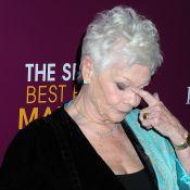 Judi Dench : Sa vision en péril, son combat contre la maladie