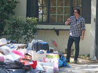 Jackson Rathbone : Sa maison transformée en décharge publique, il porte plainte