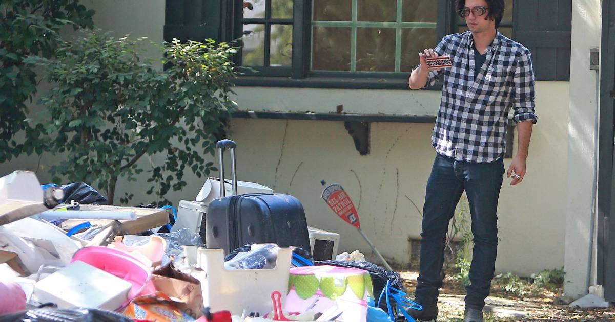 Jackson rathbone sa maison transform e en d charge - Nouvelle maison de sheila ...