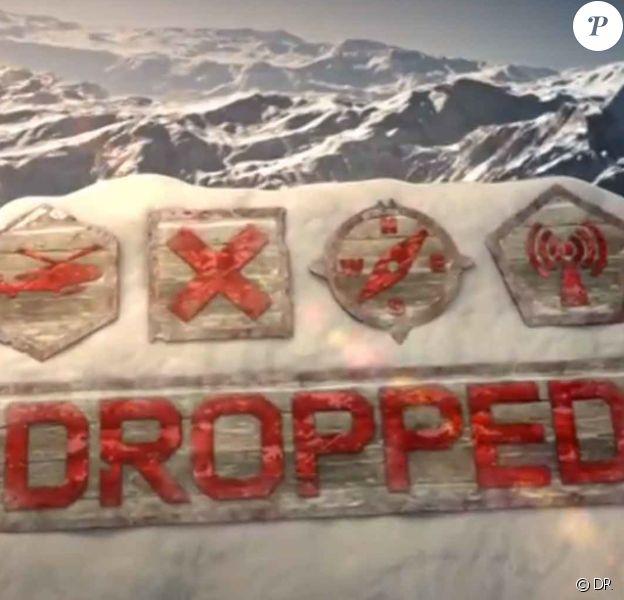 Dropped, le nouveau jeu de TF1, actuellement en tournage en Argentine.