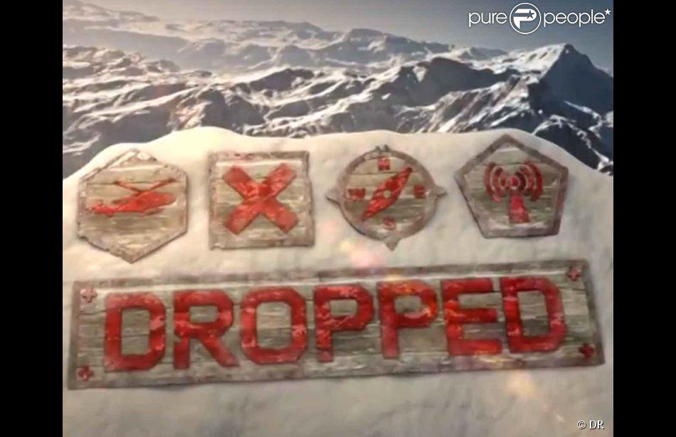 Dropped , le nouveau jeu de TF1, actuellement en tournage en Argentine.