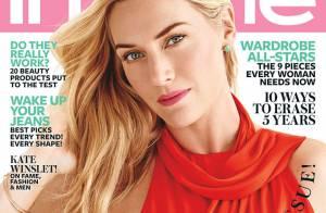 Kate Winslet s'assume : 'J'ai des seins, un bon derrière et un mari qui m'aime'