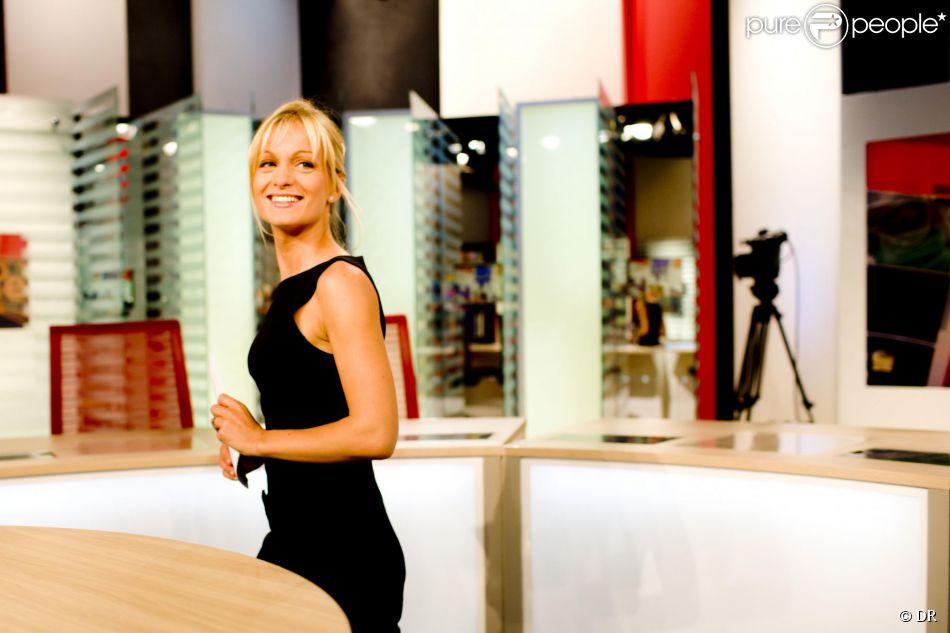 Audrey Crespo-Mara est en lice pour remplacer Anne-Claire Coudray, enceinte, pour la présentation du JT de TF1.