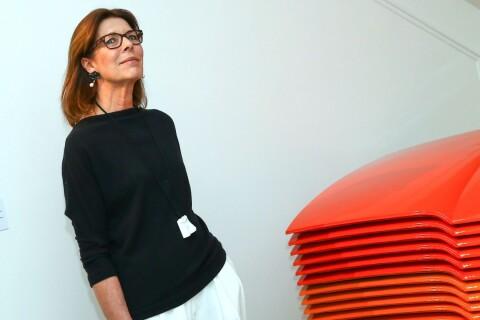 Caroline de Hanovre : Équipée comme une geek de la mode à la Villa Sauber
