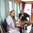 Exclusif - A Martinez (Adolfo Larrue Martinez), Robin Mattson et Nicolas Coster - Les acteurs de 'Santa Barbara' se retrouvent pour fêter les 35 ans de la série à Marina Del Rey, Los Angeles le 17 Mars 2015.