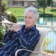 """Exclusif - Jed Allan pose lors d'un photoshoot à Palm Desert, le 21 mars 2015. Jed a incarné un des piliers de la série américaine """"Santa Barbara"""" puis a joué dans la série """"Beverly Hills""""."""