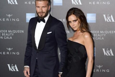 David Beckham : Habillé par Victoria et aux petits soins pour Harper
