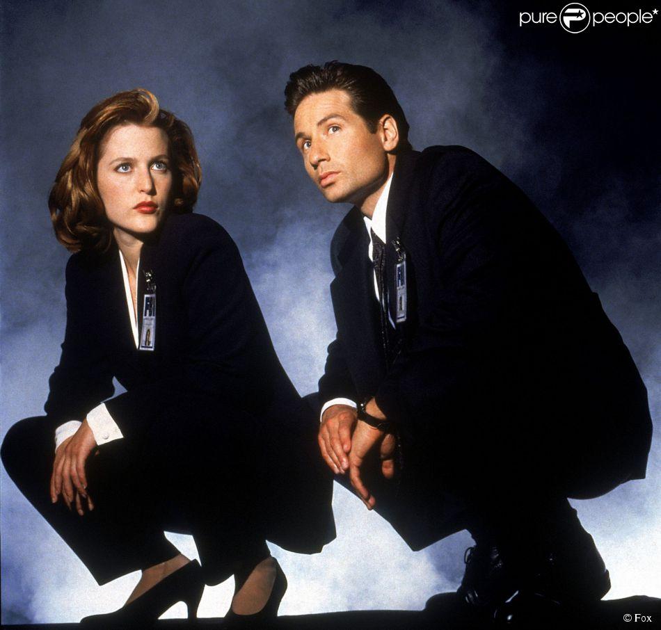 David Duchovny et Gillian Anderson vont revenir dans une 10e saison de X-Files.