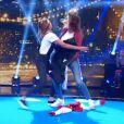 Laury Thilleman et Ariane Brodier : Duel après un strip-tease raté dans VTEP, le 27 mars 2015 sur TF1.
