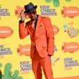 Nick Cannon assiste à la 28e édition des Kids Choice Awards, au Forum. Inglewood, Los Angeles, le 28 mars 2015.