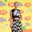 Kaley Cuoco-Sweeting assiste à la 28e édition des Kids Choice Awards, au Forum. Inglewood, Los Angeles, le 28 mars 2015.
