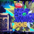 Nick Jonas anime la 28e édition des Kids Choice Awards, au Forum. Inglewood, Los Angeles, le 28 mars 2015.
