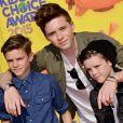 28e édition des Kids' Choice Awards au Forum. Inglewood, Los Angeles, le 28 mars 2015.