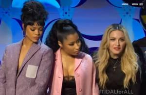 Tidal : Jay Z embrigade Rihanna, Beyoncé, Madonna et Daft Punk