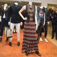 Inauguration de la boutique Tommy Hilfiger Bd des Capucines à Paris le 31 mars 2015.