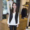 Alex Closet à l'Inauguration de la boutique Tommy Hilfiger Bd des Capucines à Paris le 31 mars 2015.