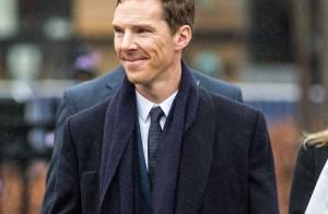 Benedict Cumberbatch : Retour aux sources pour le jeune marié et futur papa