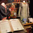 """Illustration lors de l'inauguration de """"Harry Potter : L'exposition"""" à la cité du cinéma à Saint-Denis, le 2 avril 2015. L'exposition a lieu du 4 avril au 6 septembre 2015."""