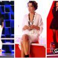 Jenifer : son nouveau look pour l'épreuve ultime de The Voice 4, le samedi 21 mars 2015, sur TF1