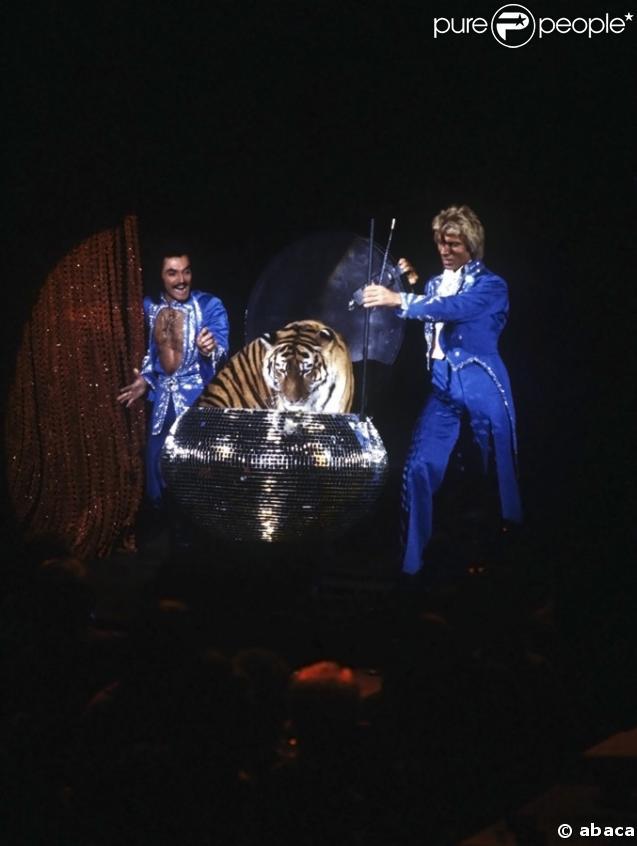 Siegfried et Roy