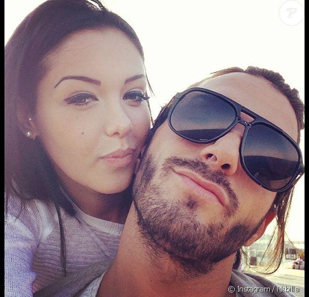 Photo postée sur le compte de Thomas Vergara officiel sur Instagram : Thomas et Nabilla, couple glamour des Anges de la télé-réalité 5