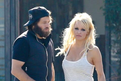 Pamela Anderson 'frustrée' au lit ? Rick Salomon dément et montre ses textos hot