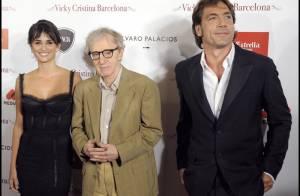 PHOTOS : Penélope Cruz, radieuse avec son fiancé Javier Bardem à 'Vicky Cristina Barcelona' !