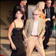 Penélope Cruz et Woody Allen