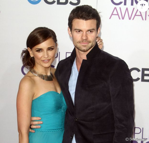 Rachael Leigh Cook, Daniel Gilles - Soiree des 'People Choice Awards' à Los Angeles le 9 janvier 2013.