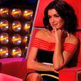 Jenifer divine en robe Christopher Kane dans The Voice 3, le samedi 22 février 2014 sur TF1