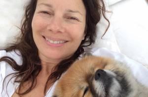 Fran Drescher, malade et sans maquillage : Son selfie fait réagir les fans