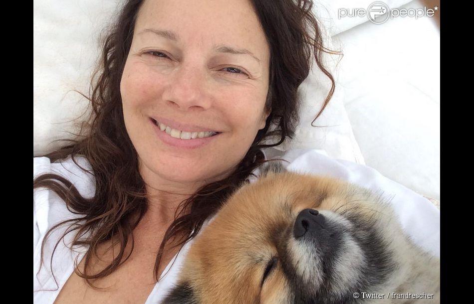 Fran drescher malade et sans maquillage son selfie fait for Www elle com au