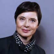 Isabella Rossellini : Comme sa mère Ingrid Bergman, elle va briller à Cannes