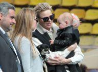 Charlene de Monaco : Rayonnante auprès de sa nièce et de jeunes rugbymen